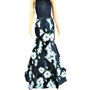Camille La Vie Mermaid Cut Skirt  NWOT